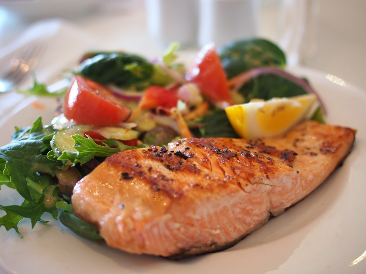 Historically, salmon has always been an integral part of the human diet.