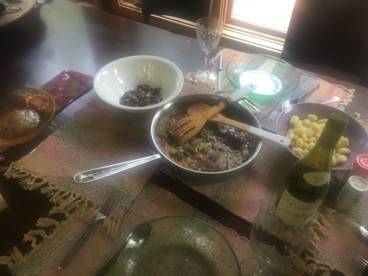 Sage-Infused Steak Pot Roast Recipe