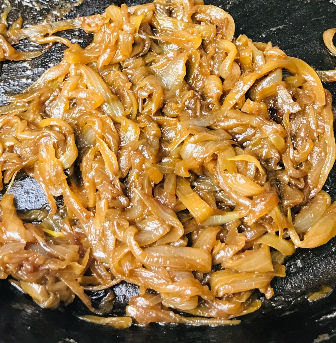 Caramelized onions are a thing of beauty.