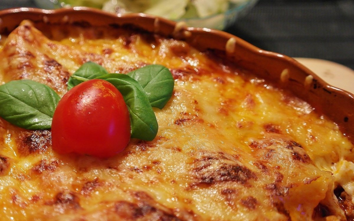 Learn how to make cheesy baked pasta without a recipe!