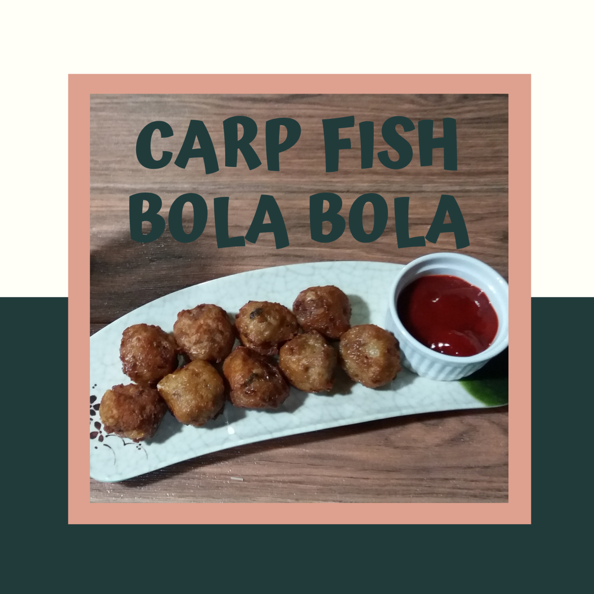 How to Cook Filipino-Style Carp Fish Bola Bola