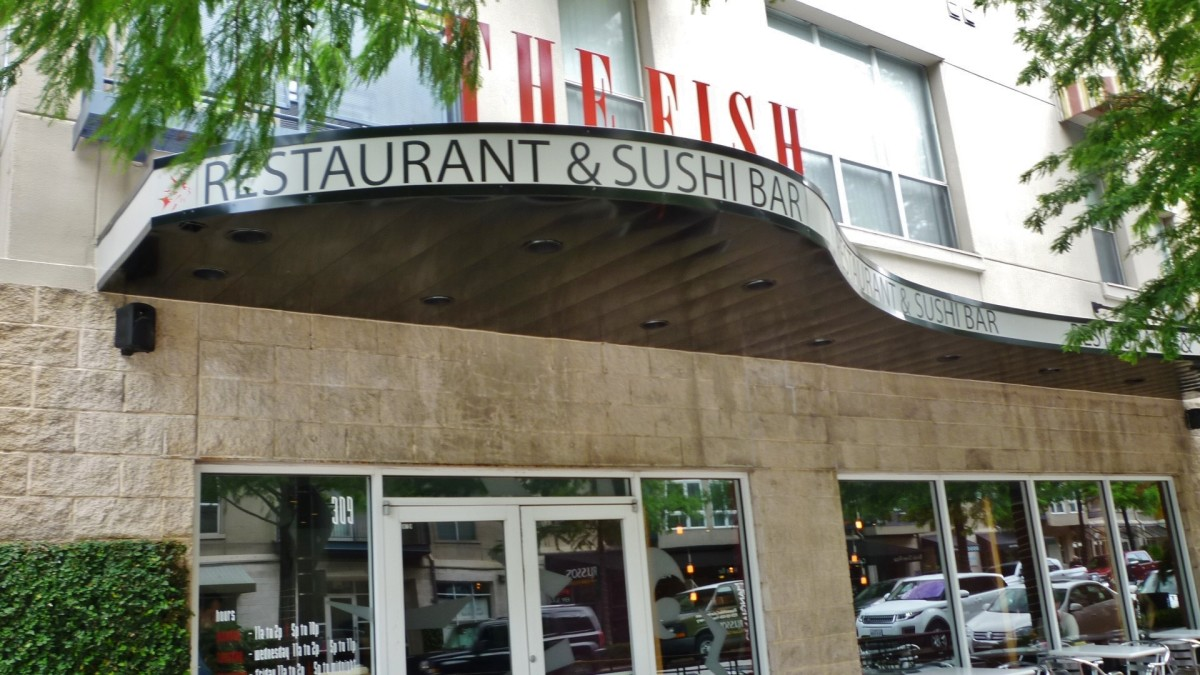 The Fish Restaurant & Sushi Bar, Houston