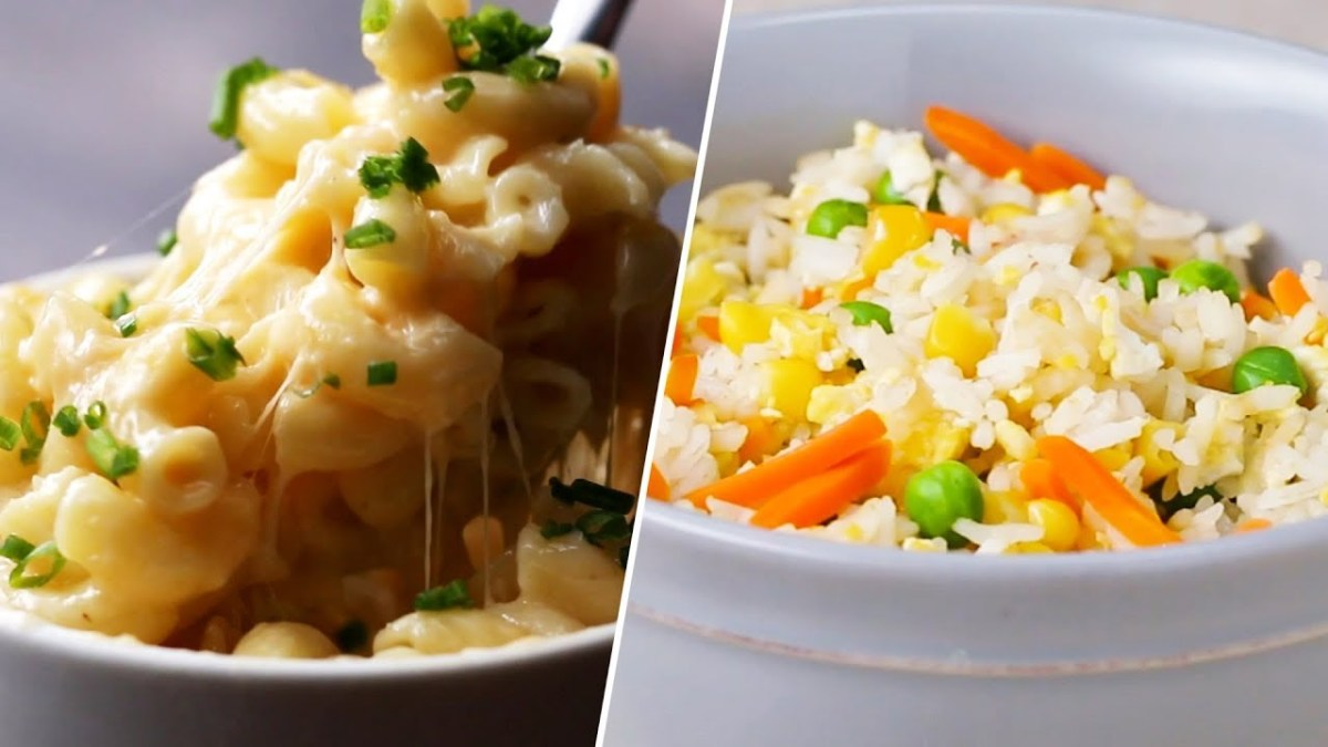 10 Surprising Things You Can Cook in a Microwave