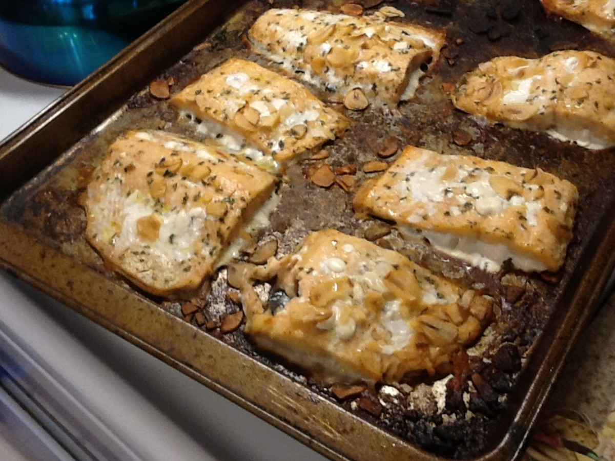 Simple Baked Salmon Recipe