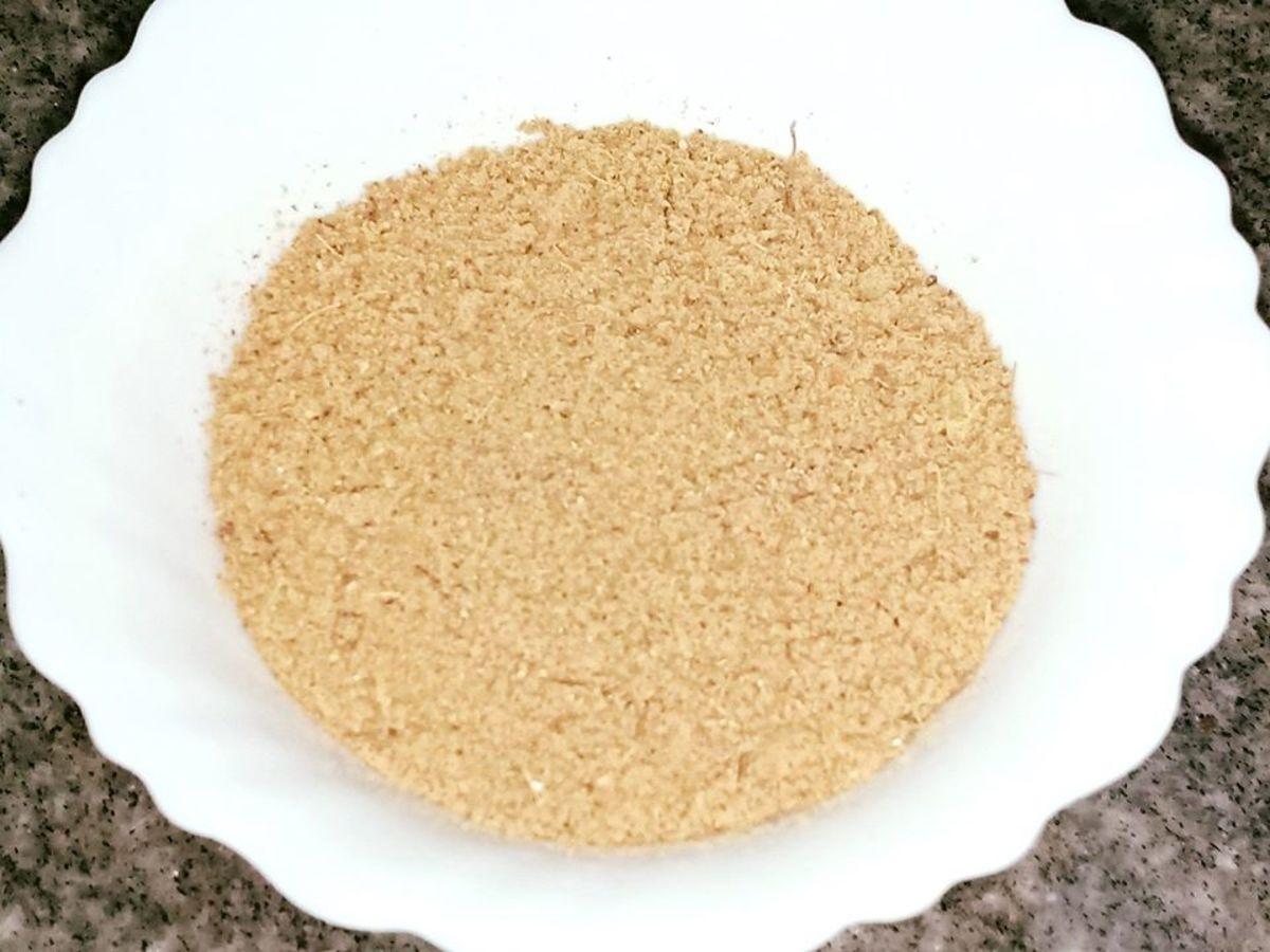 Immunity-boosting chai masala tea powder