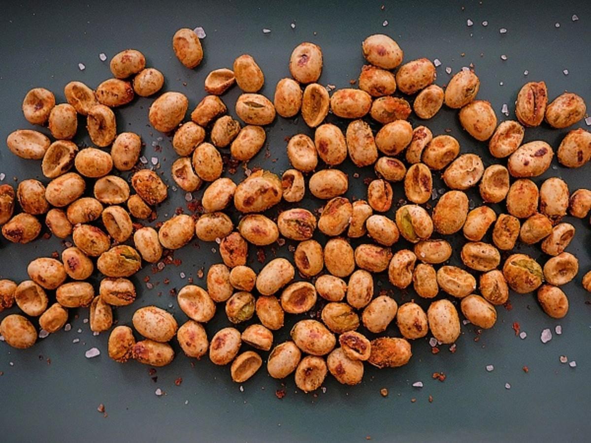Spiced Broad Bean Snack Recipe