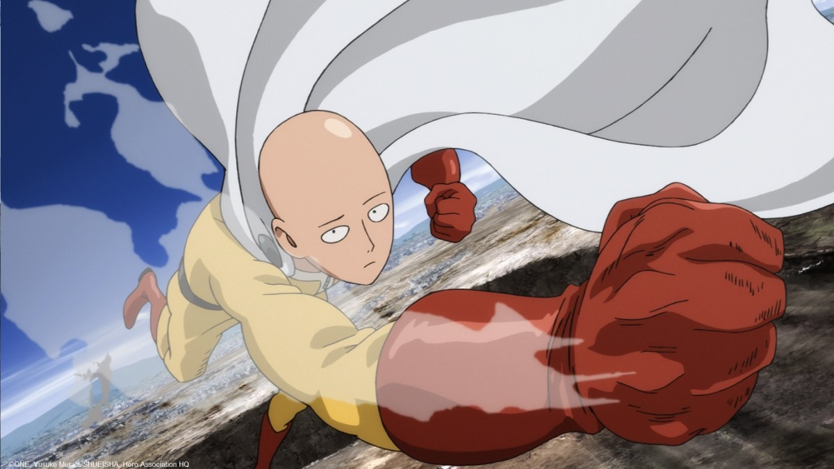 Anime Reviews: One Punch Man