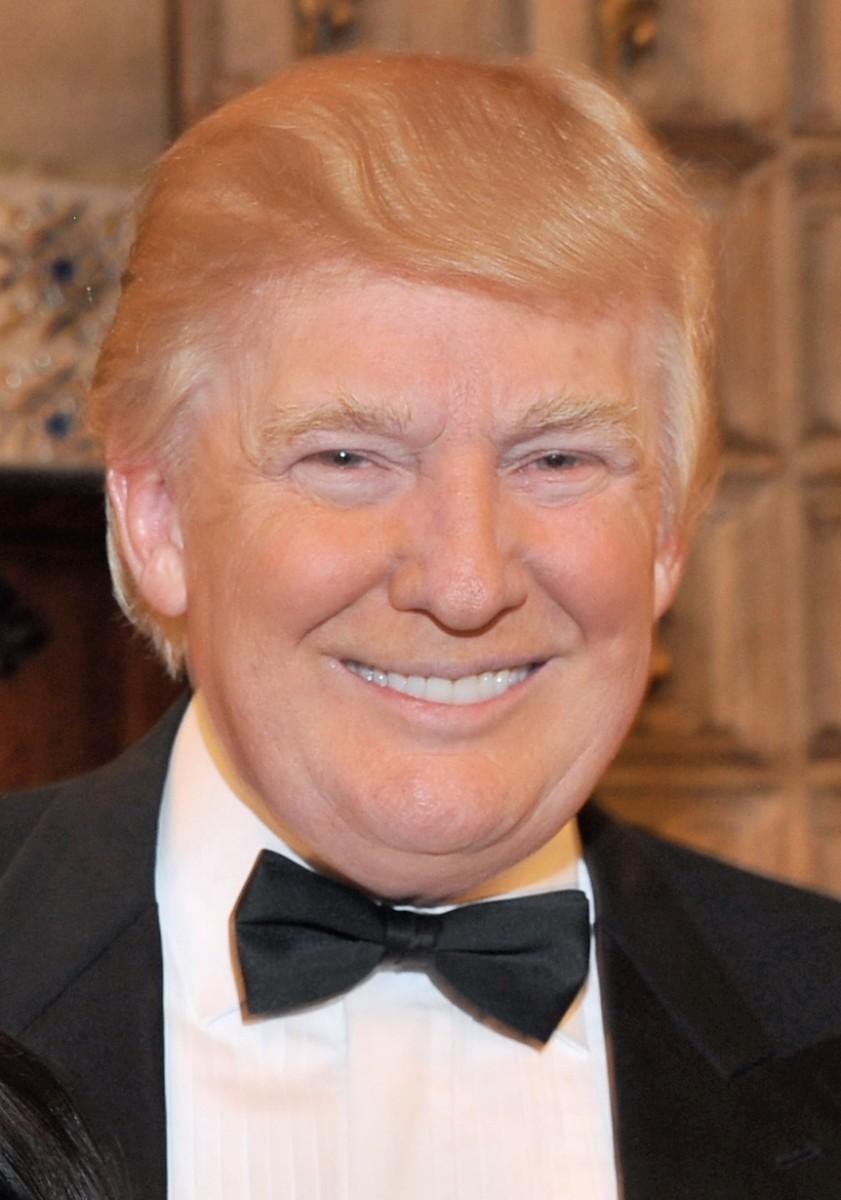 Donald Trump, KFC, and Buddha
