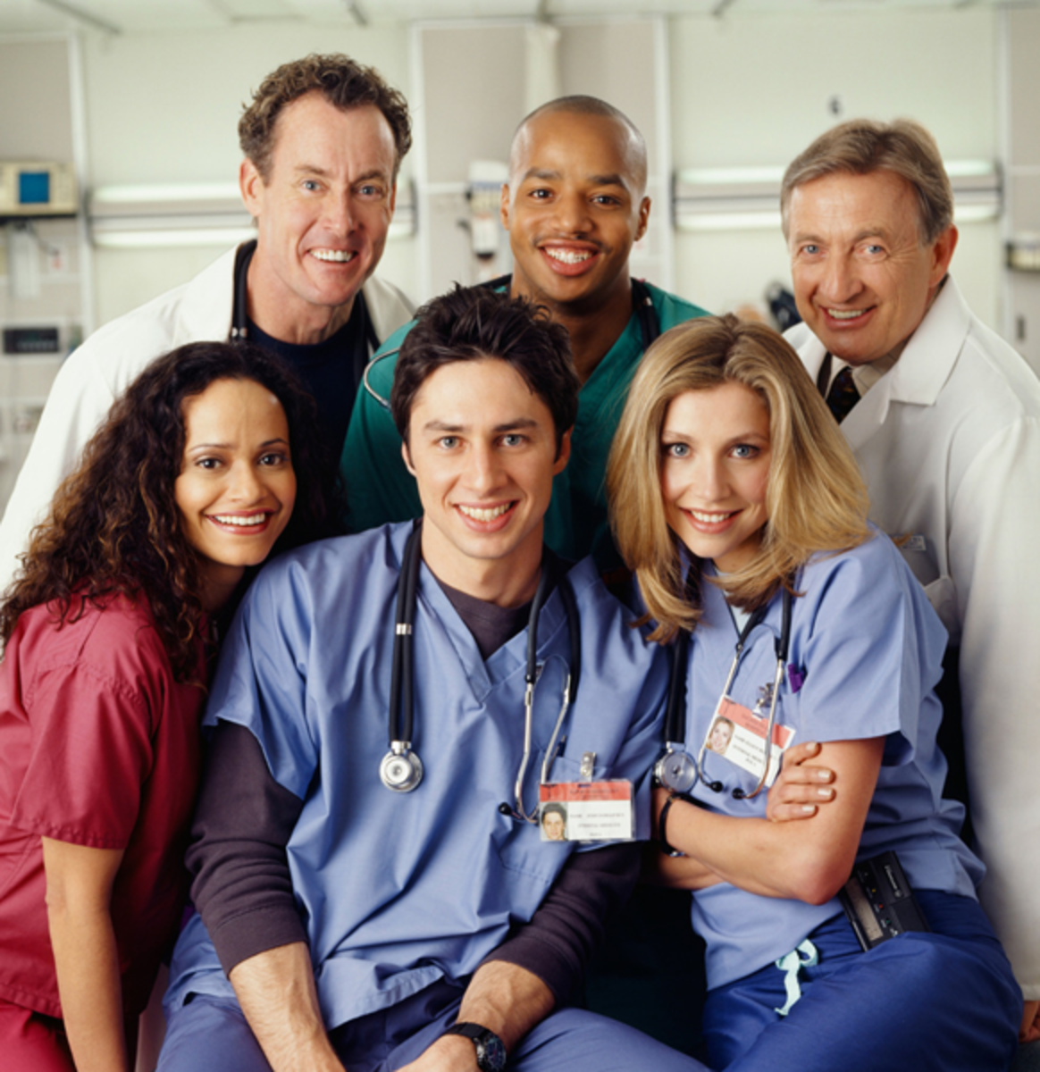 Where Is the Scrubs Cast at Now?