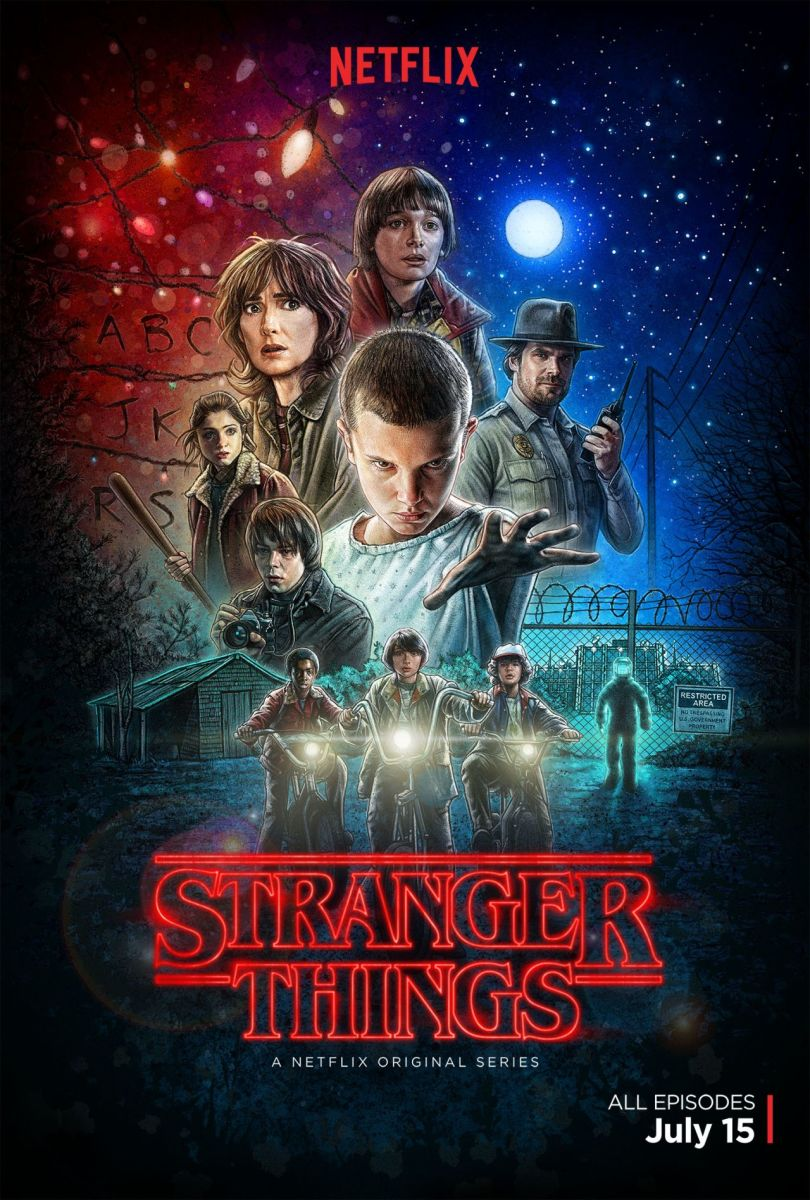 Show Review: Netflix's Stranger Things