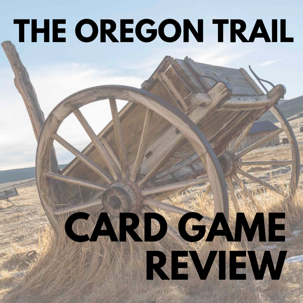 The Oregon Trail Card Game Review