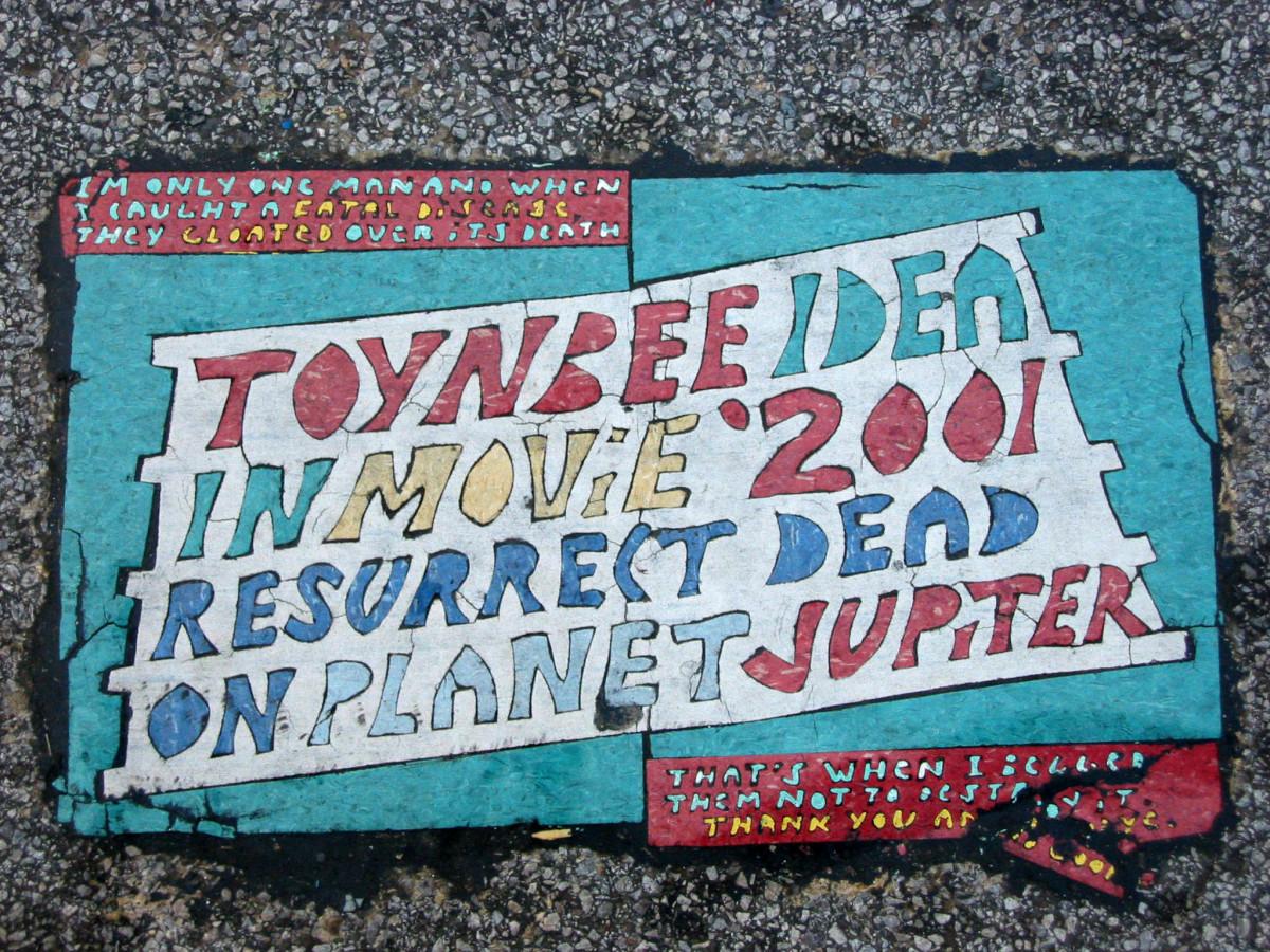The Toynbee Tiles