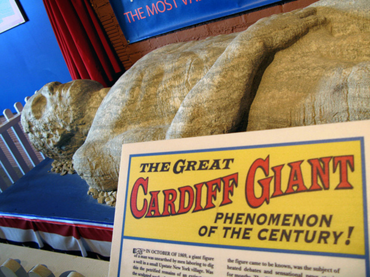 The Cardiff Giant