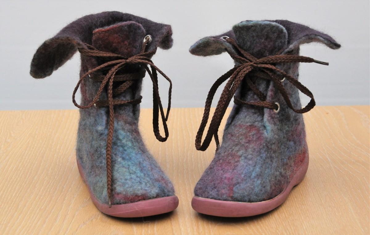 Little Boho or Festival Hippy Boots