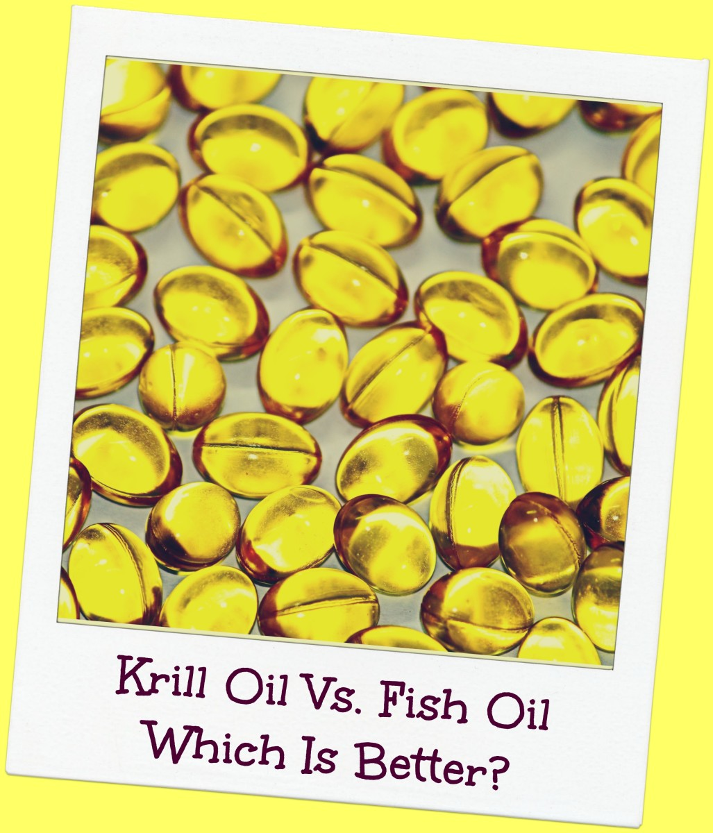 A Comparison of Krill and Fish Oils: Is One Better Than the Other?