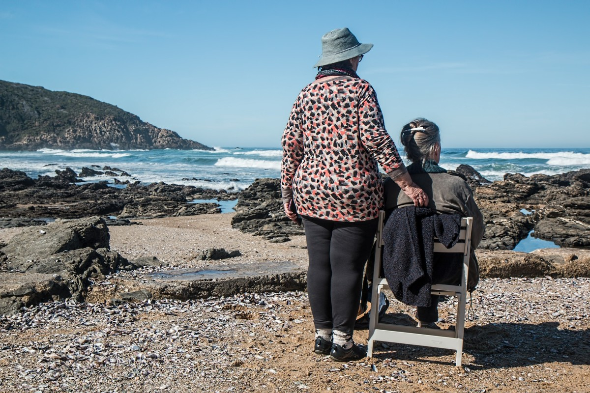 Make sure you speak to your single grandparent often.