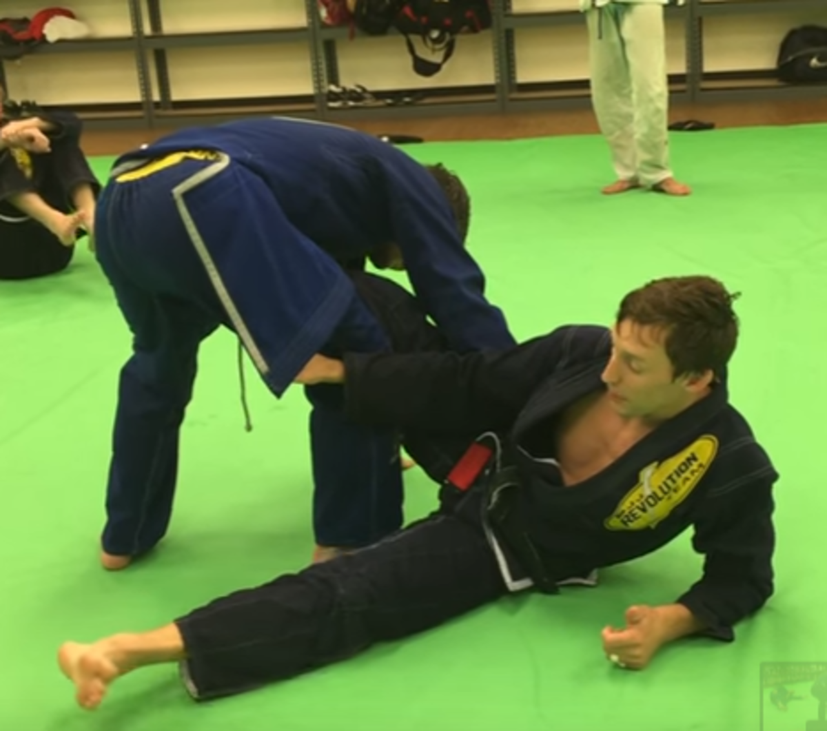 "How to Use Worm Guard Effectively to ""Wormimbolo"" in BJJ"