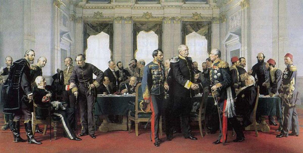 Congress of Berlin (1878) - Owlcation