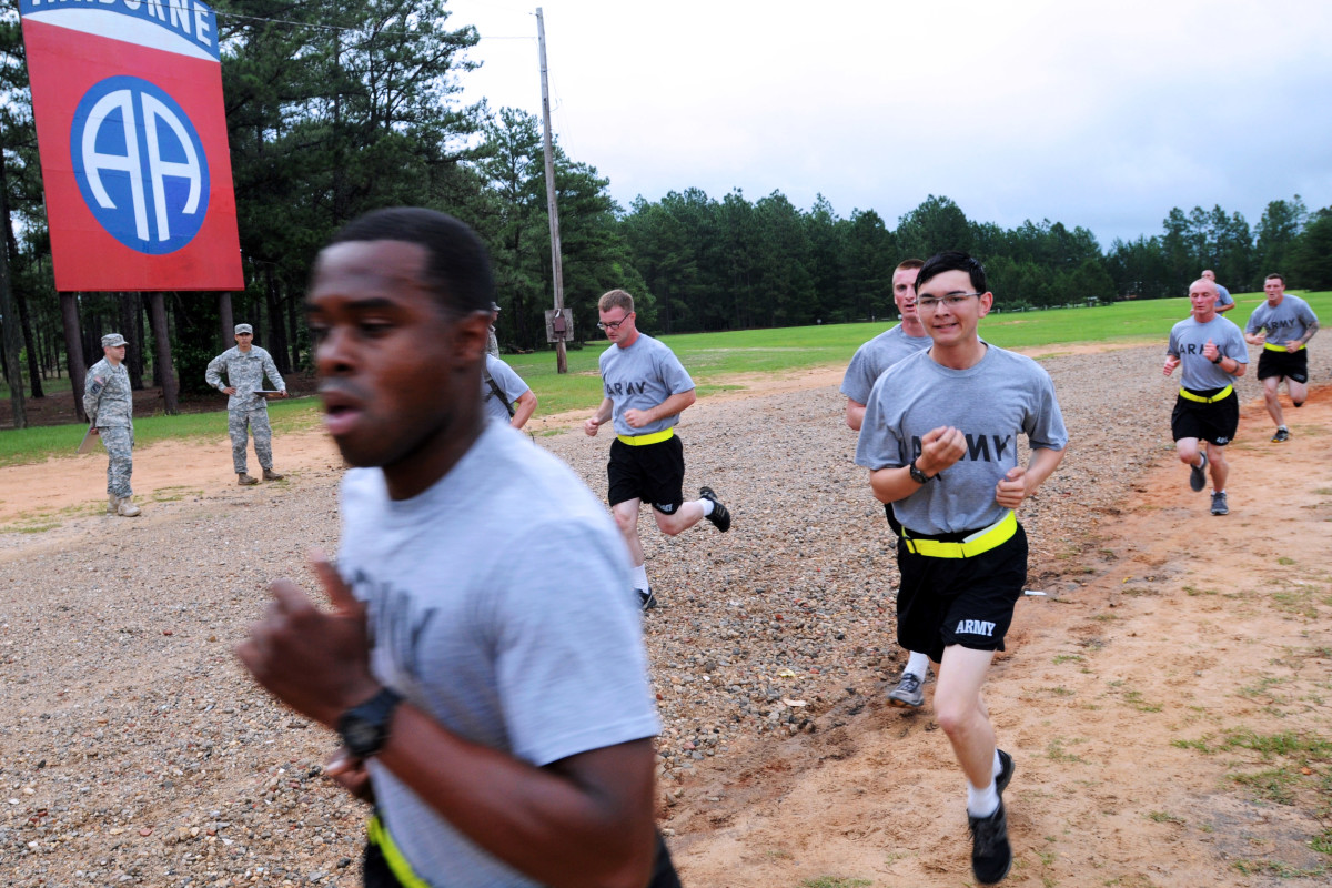 The U.S. Army uses running as its principal cardiovascular endurance activity.