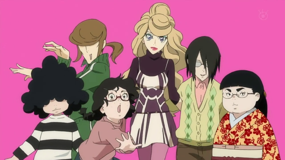 Full Anime Series Review: Princess Jellyfish