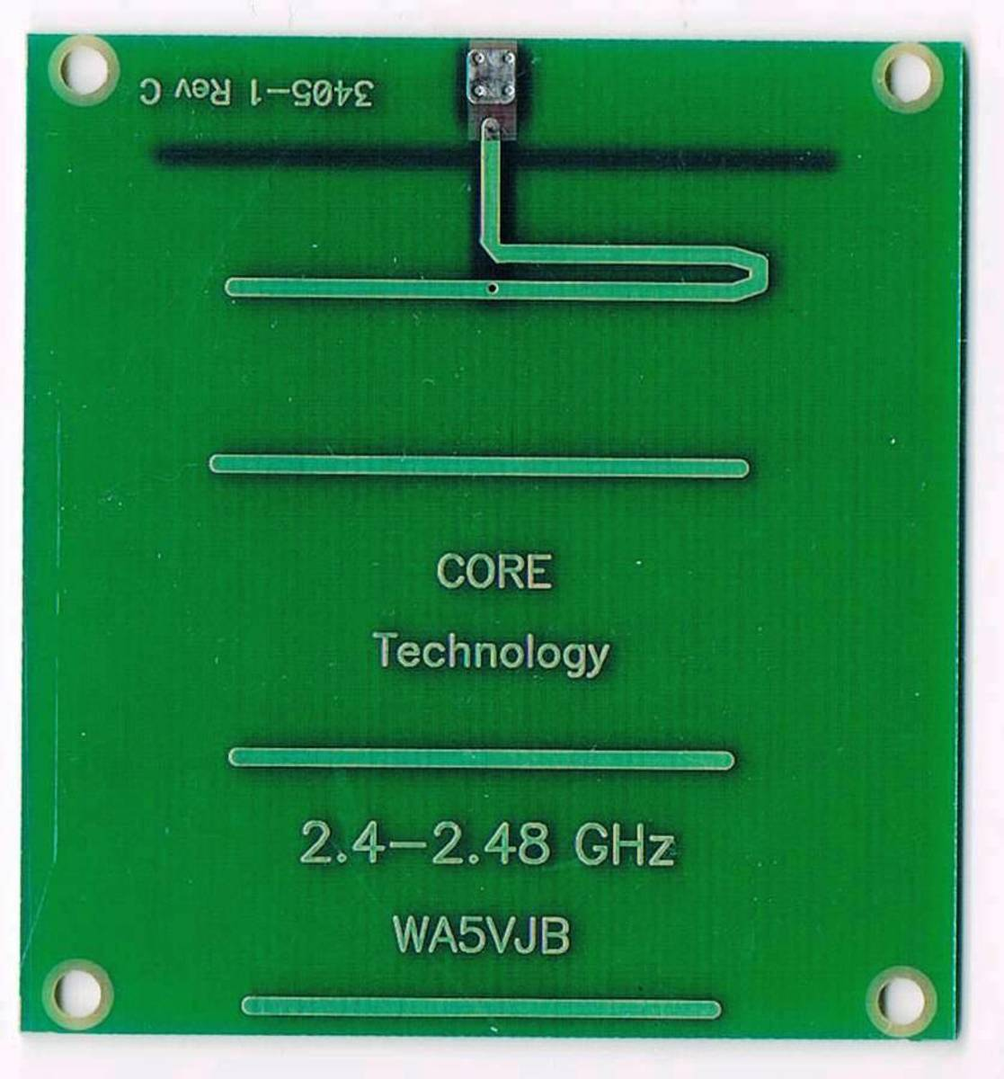 You can build UHF radios using your own antennas such as this one from WA5VJB.com.