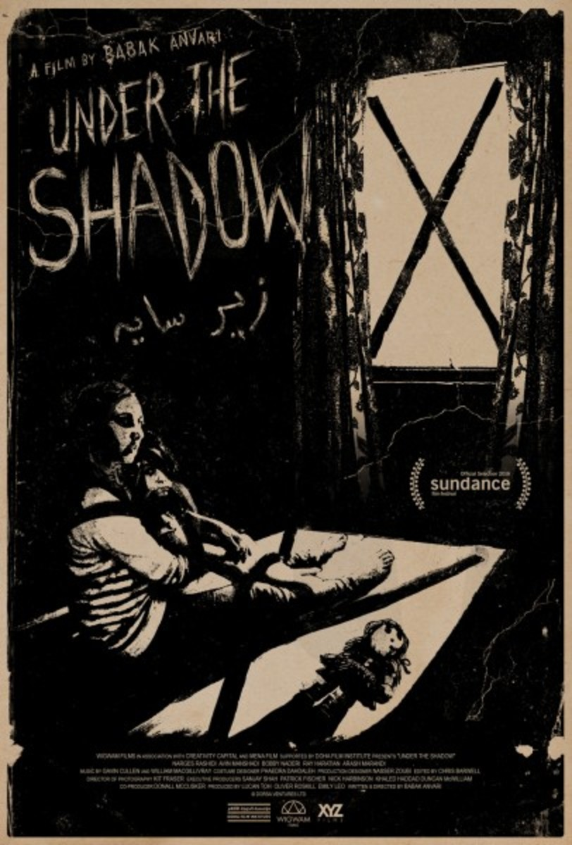 Under the Shadow - The Riles Review