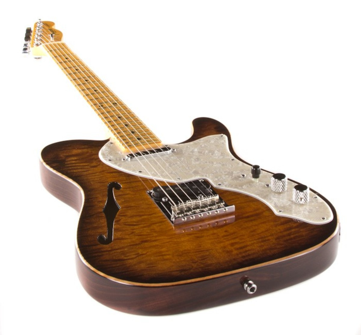 Fender American Select Thinline Telecaster Electric