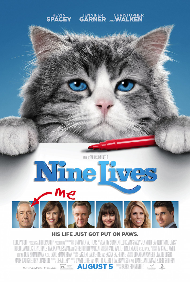 Nine Lives Review