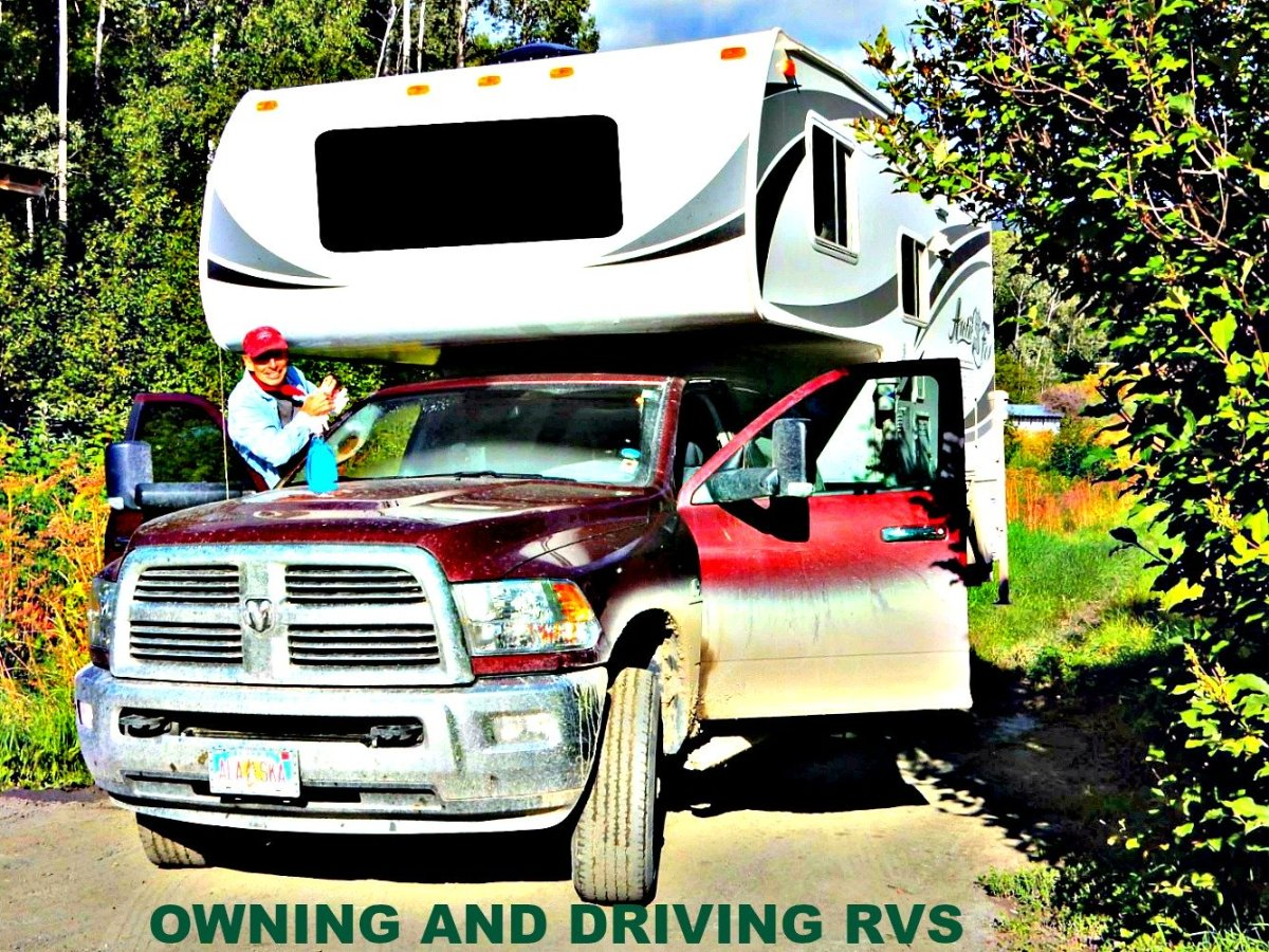 Learn what you need to know about owning and driving RVs before you buy one.
