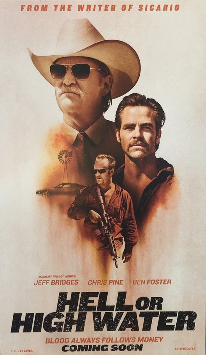 """Hell or High Water"" Non-Spoiler Review"
