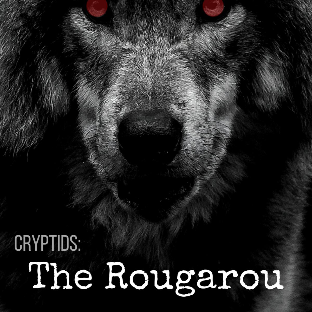 Discover Louisiana's legendary werewolf: the Rougarou.
