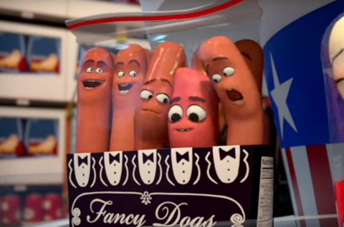 Sausage Party Review! A Raunchy Animated Comedy