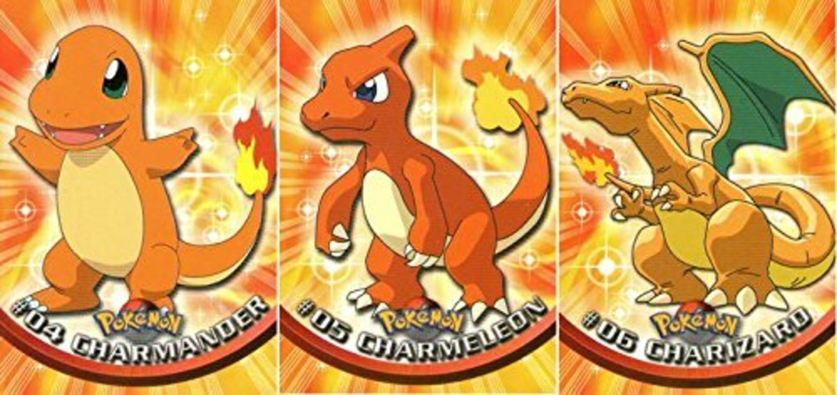 Pokemon Review: Charizard