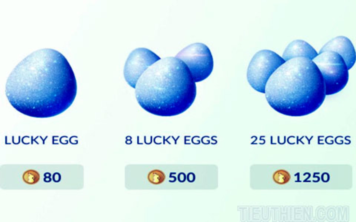 """""""Pokemon Go"""": How to Level Up With a Lucky Egg"""