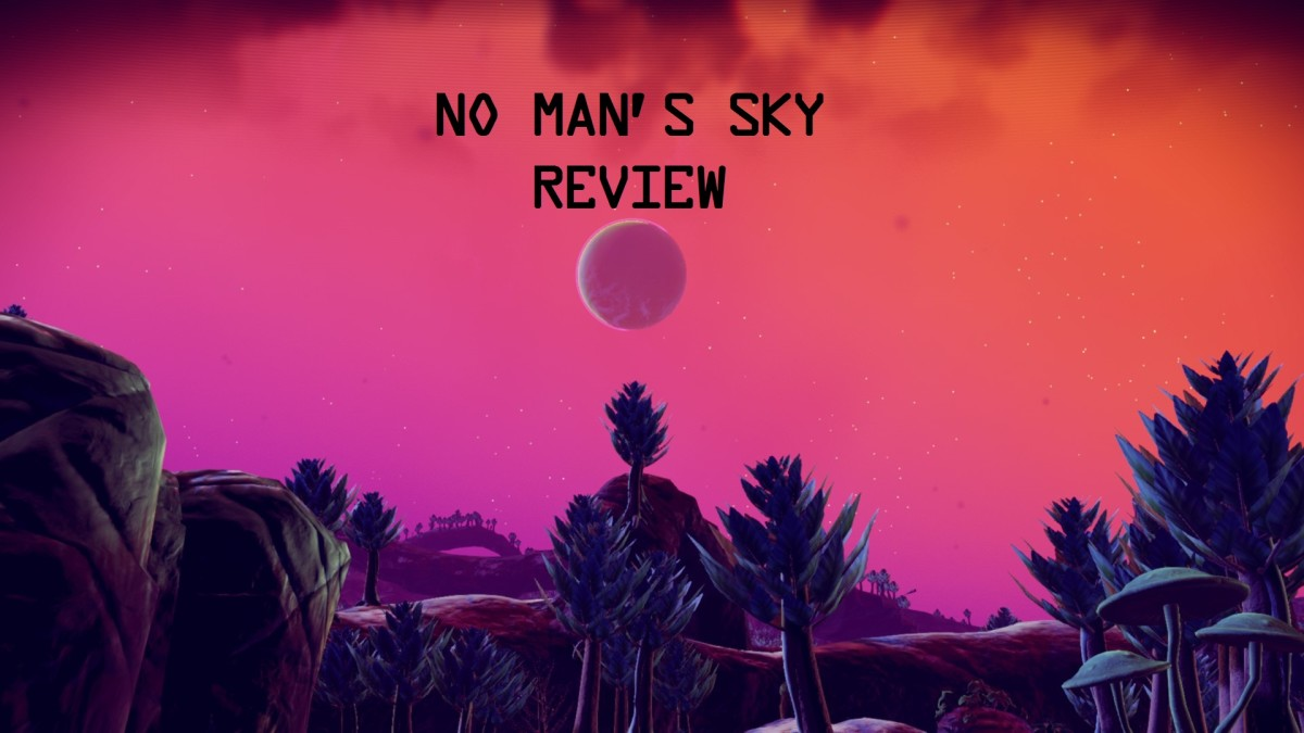 No Man's Sky - A Frustrating Beautiful Work of Art