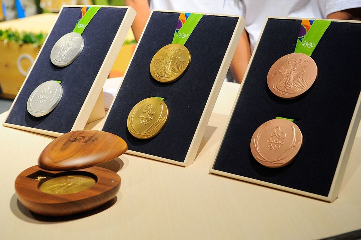Olympic Medals: Myths and Fun Facts