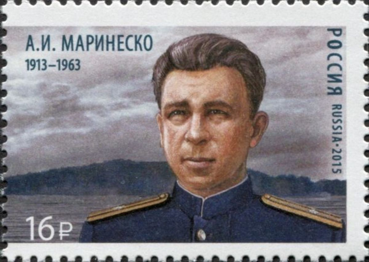 World War 2 History: Soviet Submarine Captain Deadliest in History