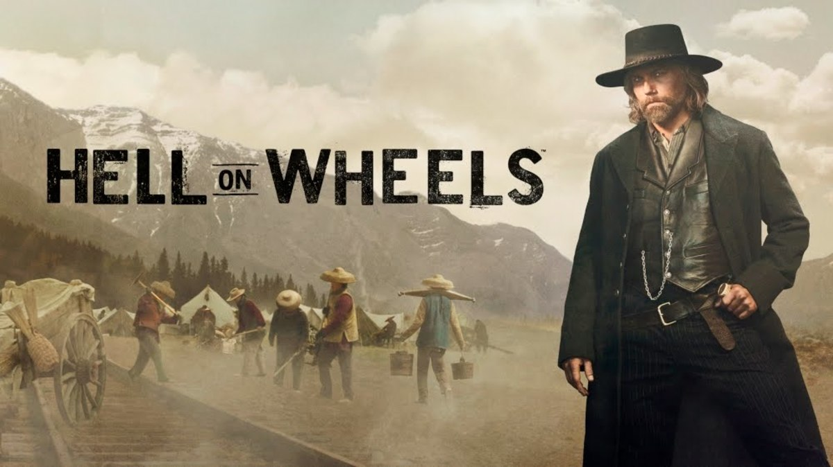 'Hell on Wheels' TV Series Review