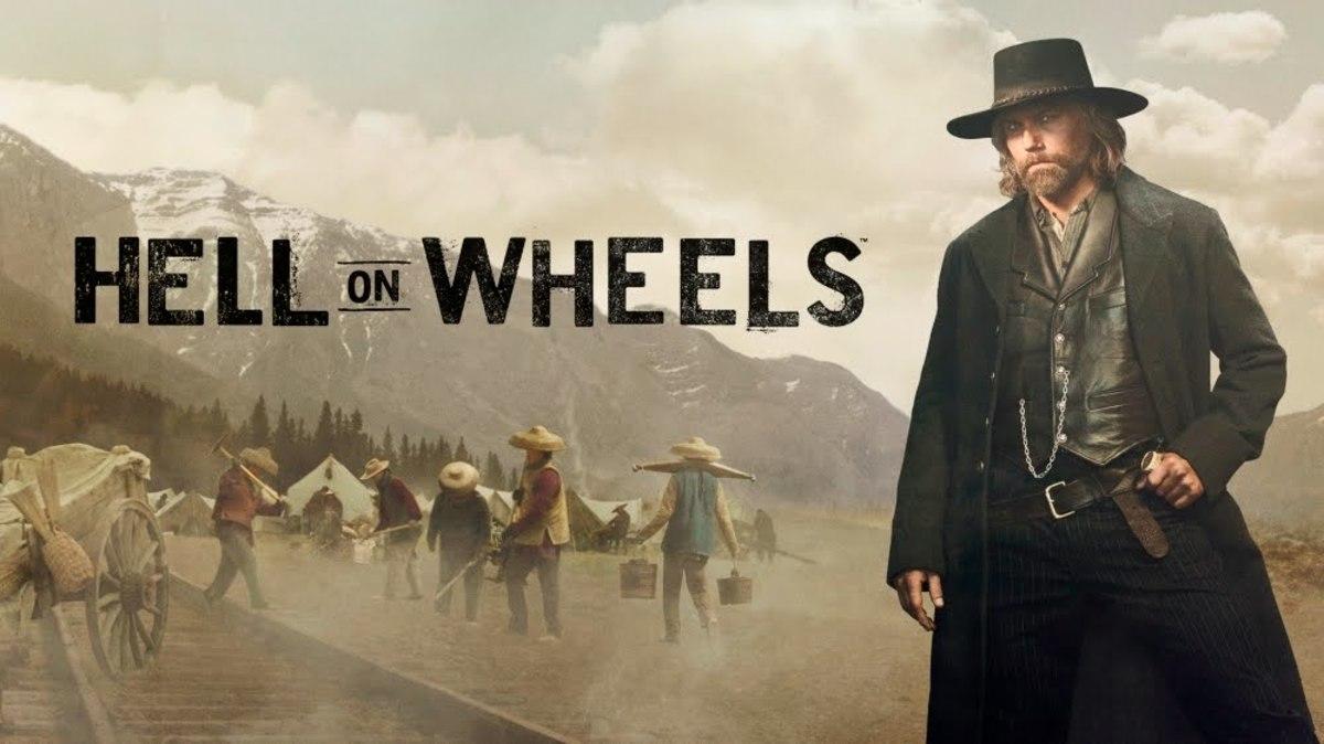 Hell On Wheels Tv Series Review Reelrundown