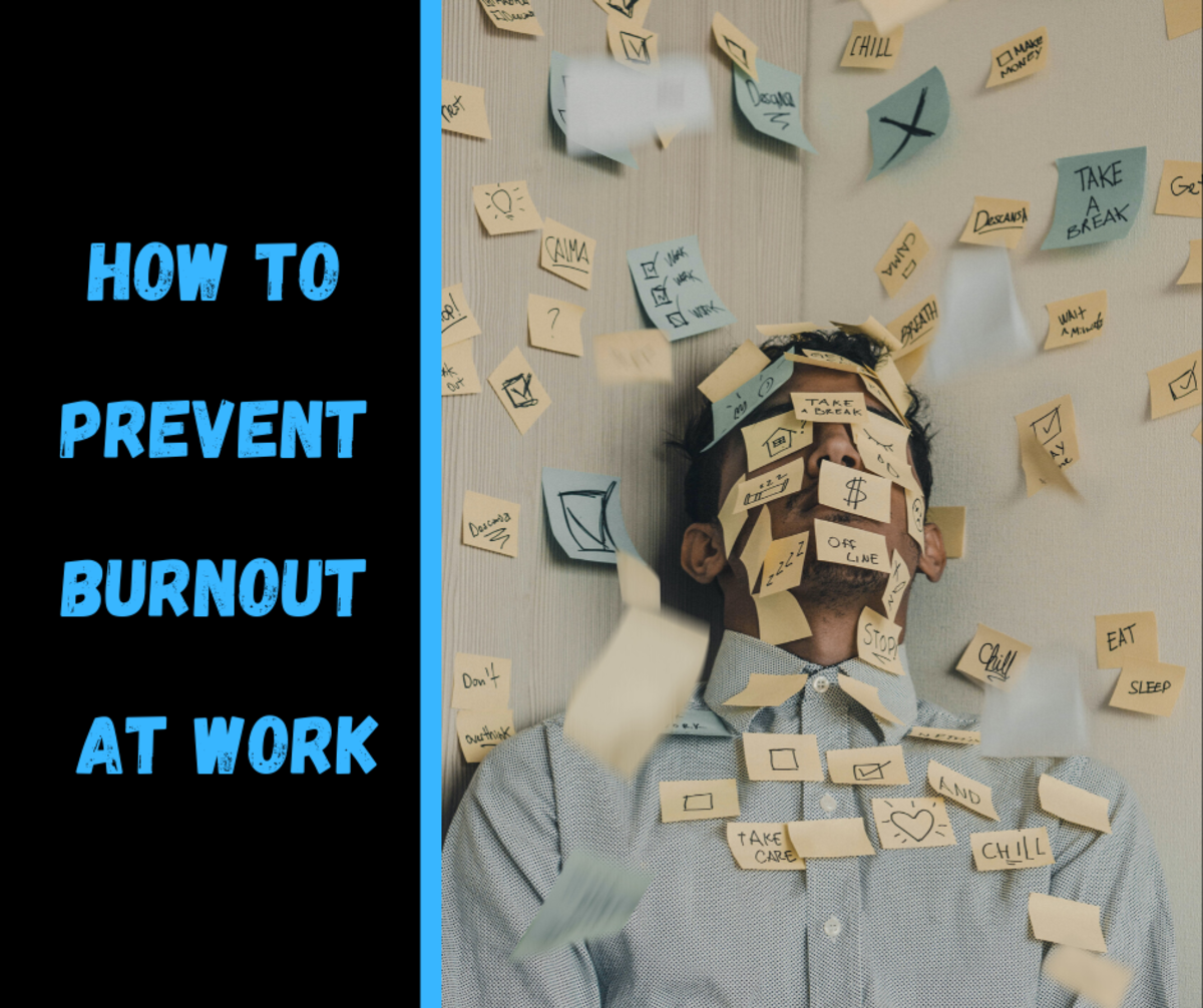 How to Prevent Burnout at Work