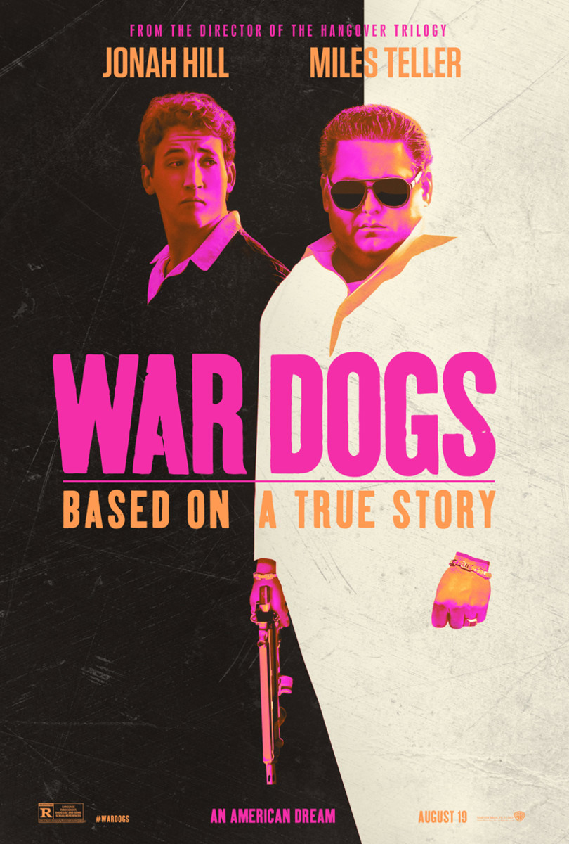 War Dogs: Movie Review