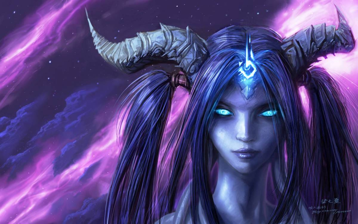 Top Five Reasons the Draenei Are the Best