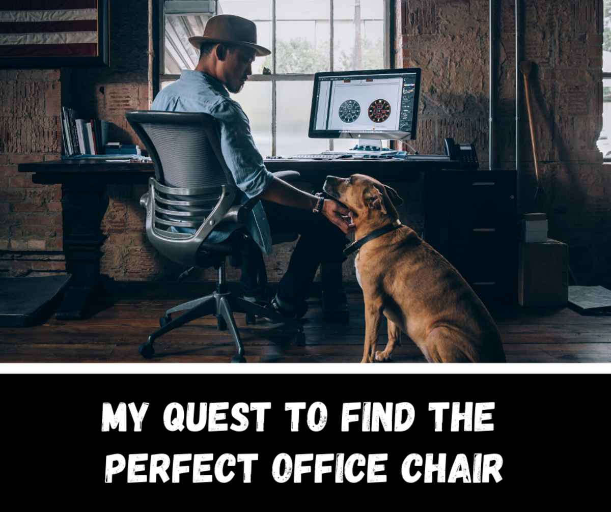 My Quest to Find the Perfect Office Chair