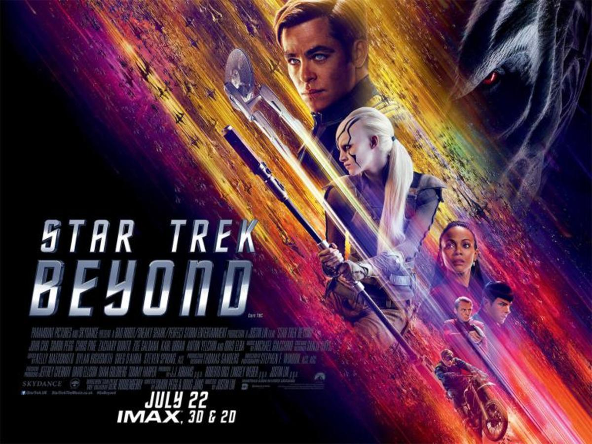 Nick Bizon Reviews Episode 2: Star Trek: Beyond - Deep Space