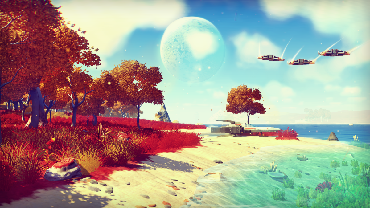 Should You Buy No Man's Sky Right Now?