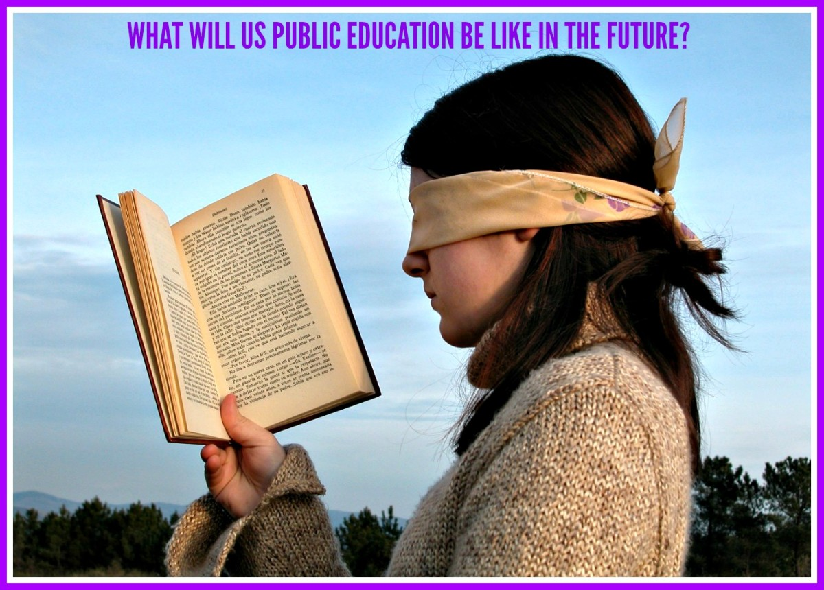 What Will US Public Education Be Like in the Future?