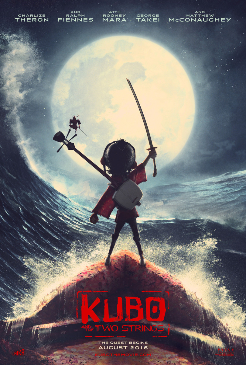 Kubo and the Two Strings: Movie Review