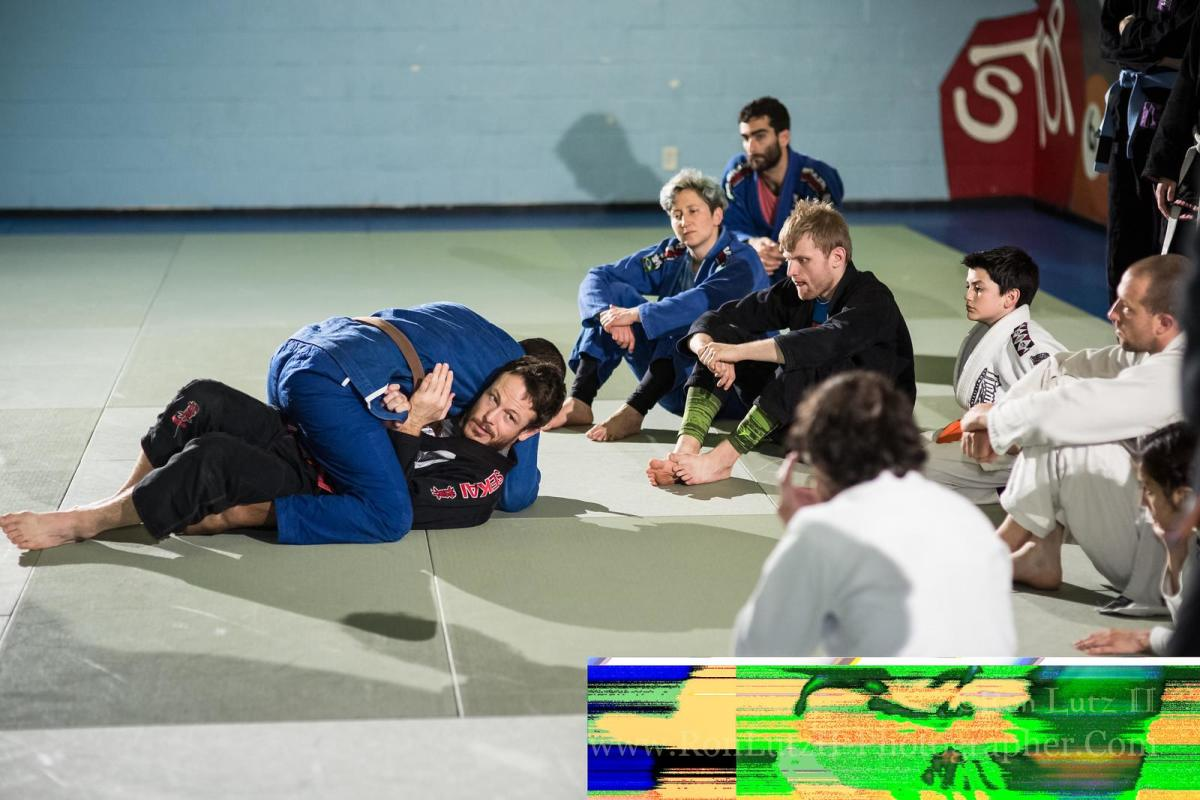 Becoming a Better BJJ Instructor