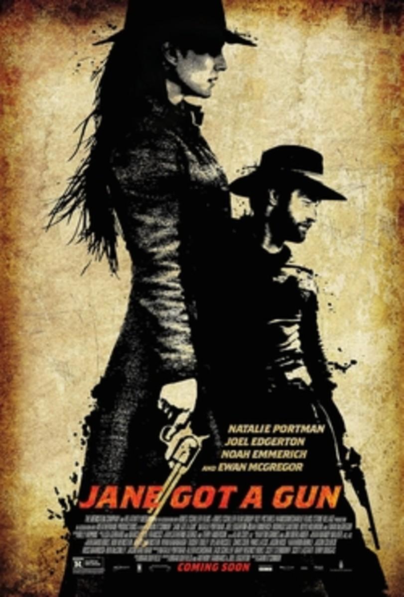 """""""Jane Got a Gun"""" Non-Spoiler Review"""