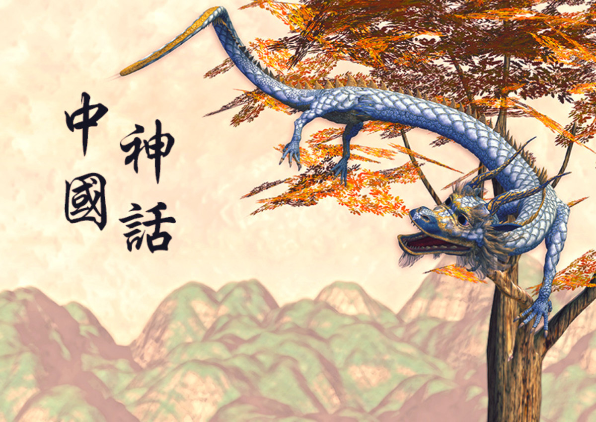 10 Chinese myths to know for any Chinese holiday!